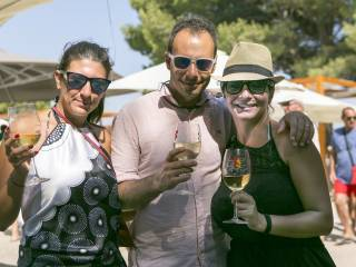 Foto del Vineyard Tour di 2016